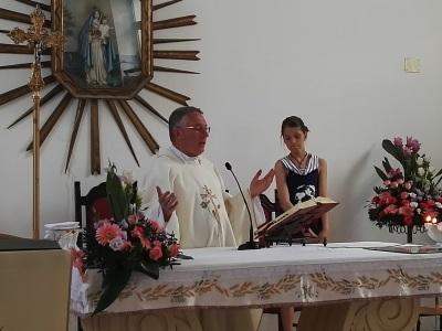 Celebrazione Chiesa Madonna della Luce