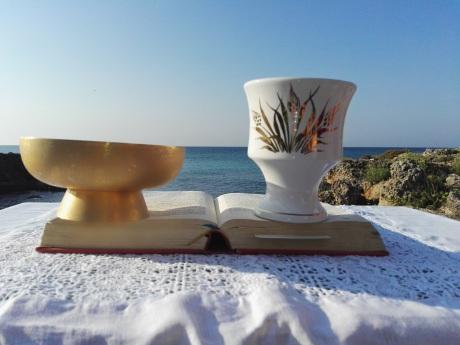 Messa sul mare